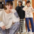 엣지걸샵 홈웨어세트 짱구잠옷 면잠옷 파자마 잠옷