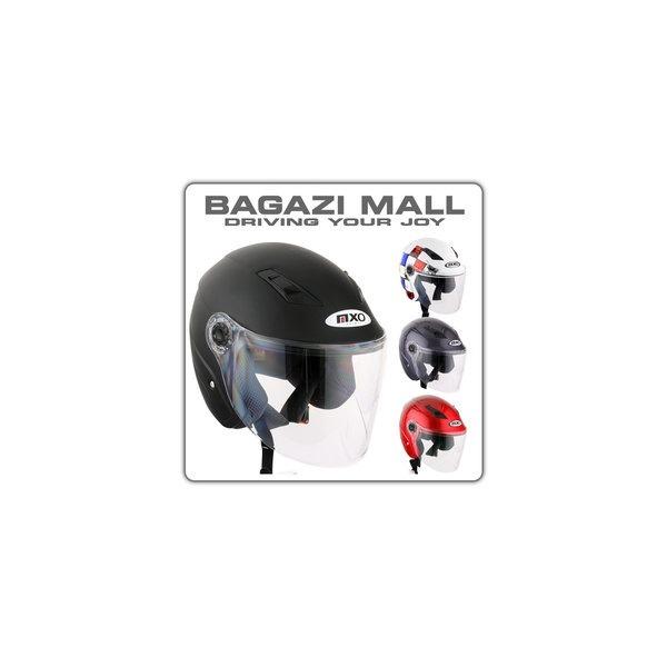 MXO GALAXY 갤럭시 오픈페이스 오토바이 헬멧 용품 상품이미지