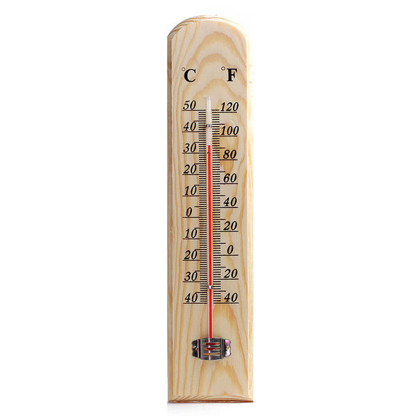 나무온도계 상품이미지