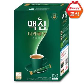 디카페인 커피믹스  50T+50T총100T/심플라떼/커피/모카