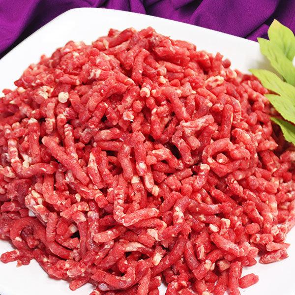 호주산 소고기 다짐육/쇠고기 돼지 국거리 다진고기 상품이미지