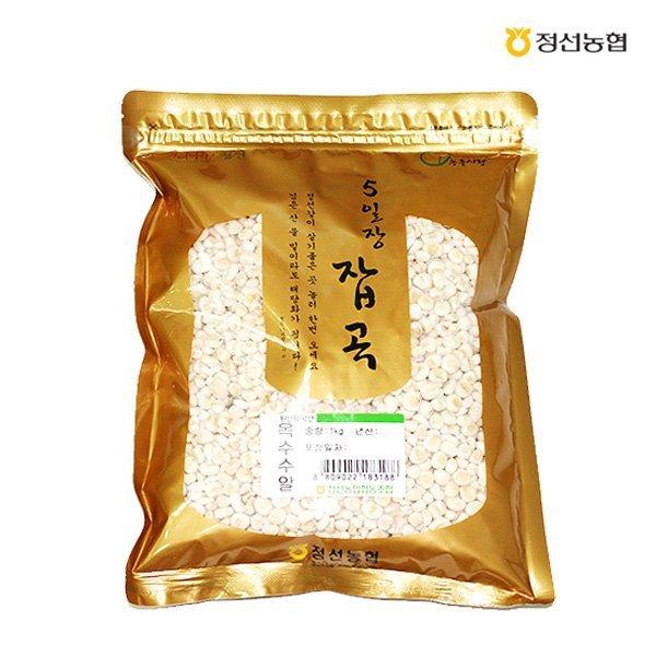 정선농협 5일장잡곡 옥수수알1kg 상품이미지