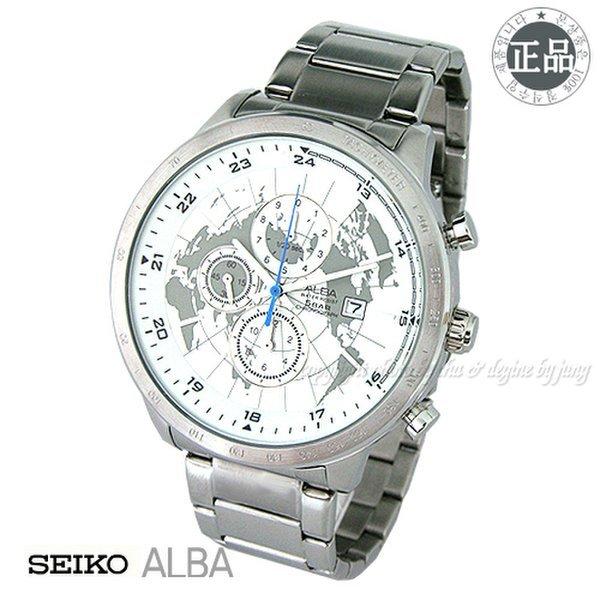 한국본사 삼정시계 공식업체 공식수입원正品 세이코알바 AF8M65X 상품이미지