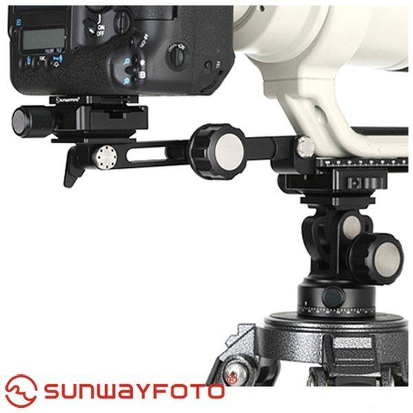 (SunwayFoto)  썬웨이포토   렌즈풋  TLS-01 (Long Lens Support) 상품이미지