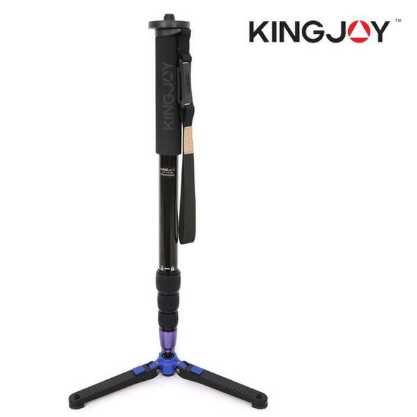 (KINGJOY)  정품  킹조이 MP-1318A(3008) 블랙 비디오 모노포드 상품이미지