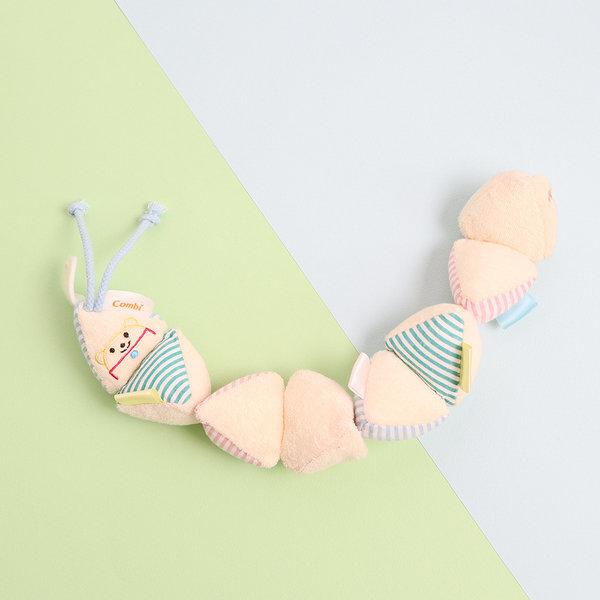 콤비 아기 장난감 신생아 완구 오뚝이 딸랑이 컵쌓기 상품이미지