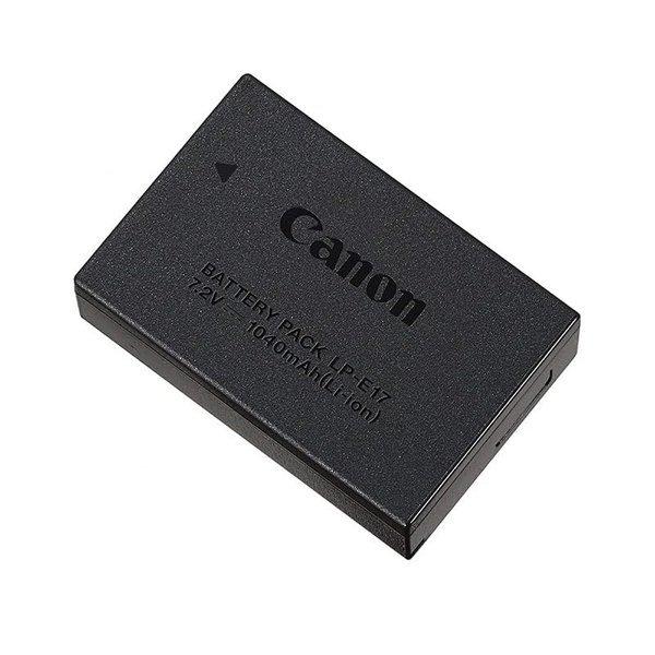 정품  LP-E17 Li-ion 배터리 (200D 800D M6 M5 M3 전용) 상품이미지