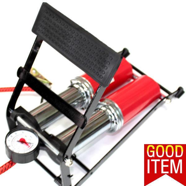 휴대용 자전거펌프 멀티펌프 에어펌프 발펌프 상품이미지