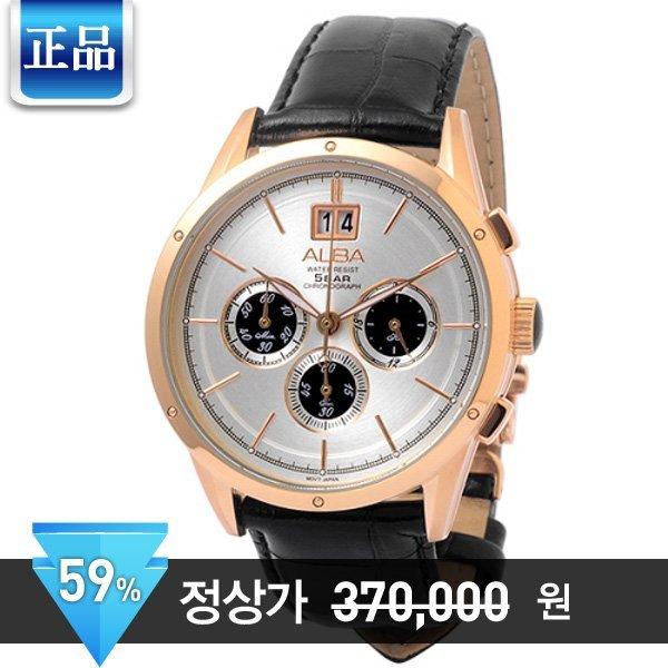 한국본사 삼정시계 공식업체 공식수입원正品 ALBA  AU5016X1 상품이미지