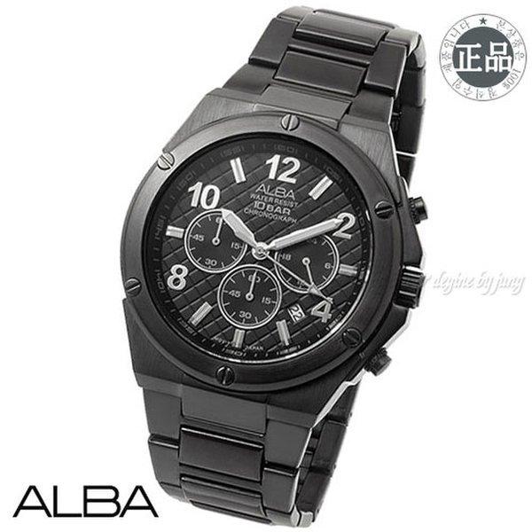 한국본사 삼정시계 공식업체  공식수입원正品 ALBA 알바 AT3505X1 상품이미지