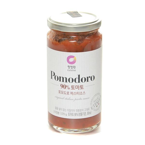 (현대백화점)청정원 토마토 포모도로 파스타소스370g 상품이미지