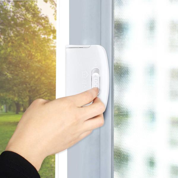 창문장금장치 잠그미 방충망  추락방지안전사고물구멍 상품이미지