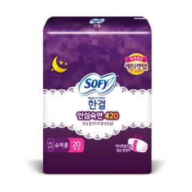 (1+1)(생리대)쏘피_한결_슈퍼롱20매