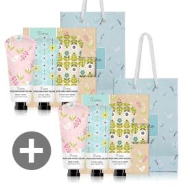 과일나라 피오레 퍼퓸 핸드크림 3종 선물세트