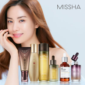 [MISSHA] Makeup and skin care collection / essence / ampoule / blusher / lipstick / eyeliner /