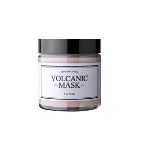 IM FROM/Volcanic Mask/Controls Sebum/Nourishes