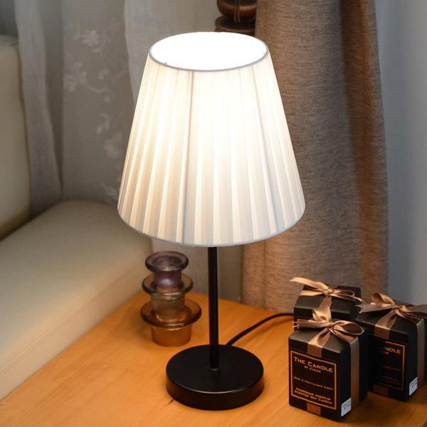 루시 스탠드 (블랙) + LED램프 전구색(사은증정) 상품이미지