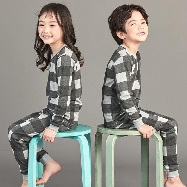 가을 잠옷 속옷 실내복 내의 내복 주니어 유아 아동 상품이미지