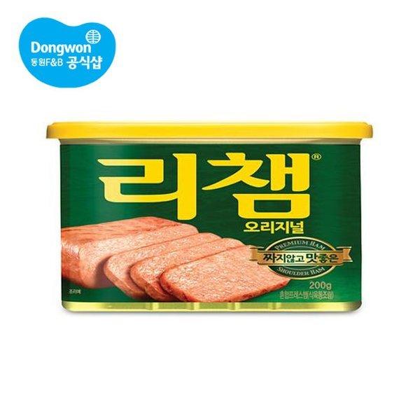 리챔200g 10캔 무료배송 상품이미지