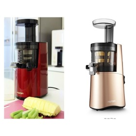 [HUROM] Alpha / slow juicer / double screw / adjustable lever / easy to assemble /