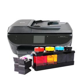 HP 7645 팩스 무한잉크 복합기 프린터 + 무한통