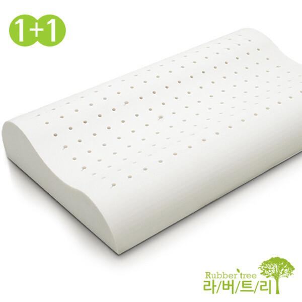 (현대Hmall) 라버트리 1+1 천연라텍스 아동용 베개 폼 상품이미지