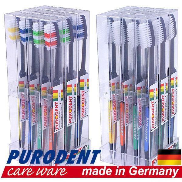 독일명품 푸로덴트 칫솔x12개 퓨로던트 purodent 상품이미지