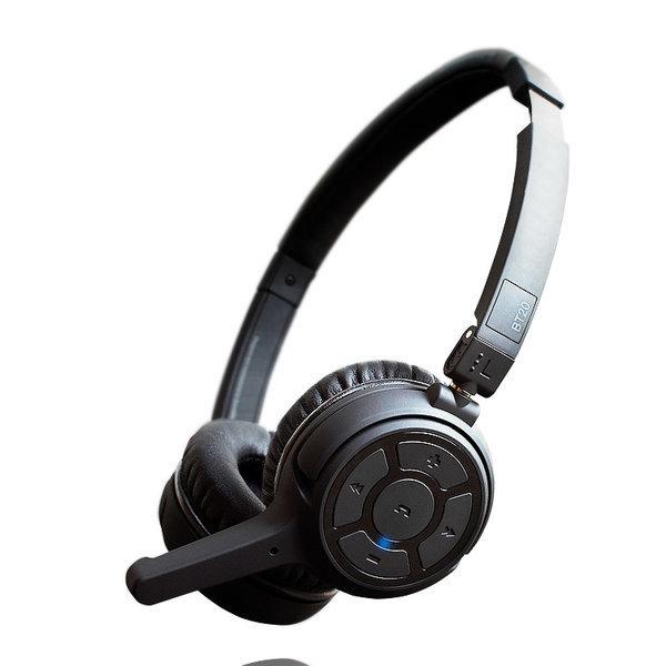 사운드매직 BT20 스테레오 블루투스 헤드셋/통화가능 상품이미지