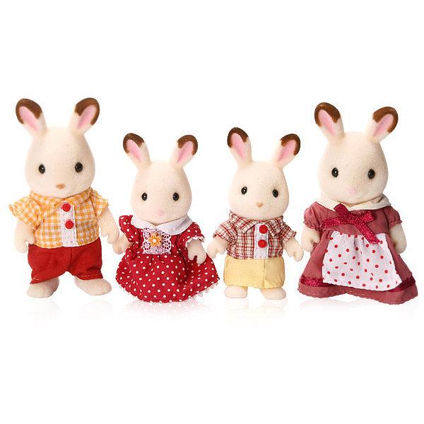실바니안 패밀리 초콜릿토끼 가족(4150) 3125 인형 상품이미지