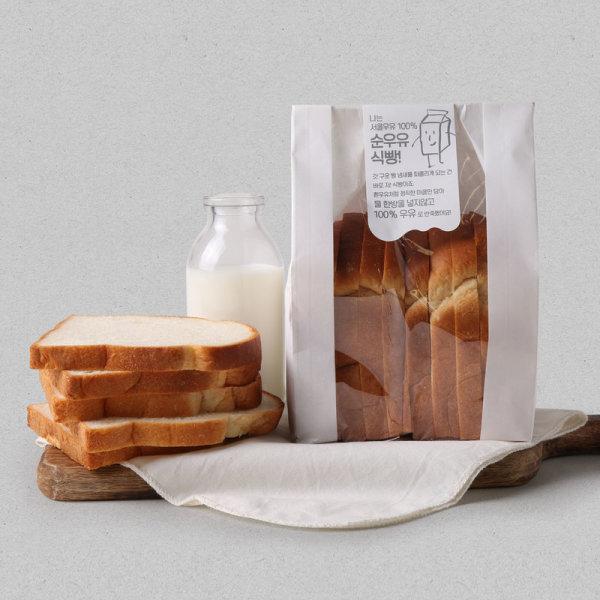 몽블랑제 순우유식빵 1ea 상품이미지