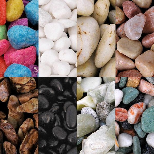 백자갈 옥돌 어항자갈 흑자갈 옥자갈 자연석 화분자갈 상품이미지