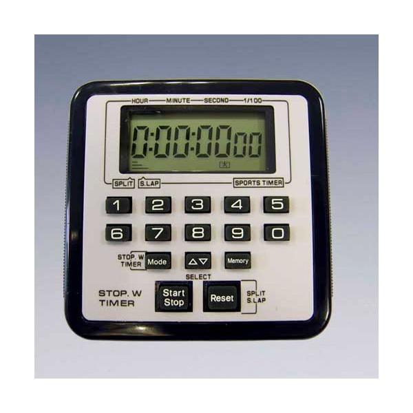 (애큐리서치코리아) 100시간 타이머/초시계 (ST-2000) 상품이미지