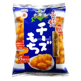 Funwarimeijin Kinago mochi 85g / cheese mochi / Japanese confectionery