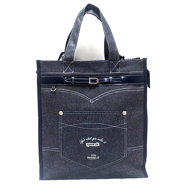 보조가방/SS434/학원가방/신주머니/크로스백/청가방 상품이미지
