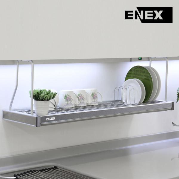 에넥스 ENNEE 알루미늄 식기건조대 900용/씽크선반 상품이미지