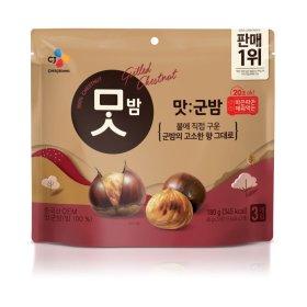 CJ_맛군밤3번들_180G