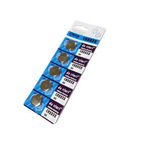 다빈치 CR2032 CR2025 CR2016 3V 5알 리튬/버튼셀