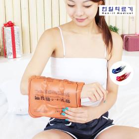 찜질팩/ PVC대형/한일의료기/찜질기/뜸질기/황토/핫팩