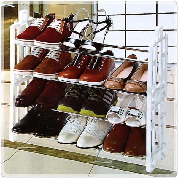 조립식 현관신발장(12켤레)/집들이선물용 신발정리대 상품이미지