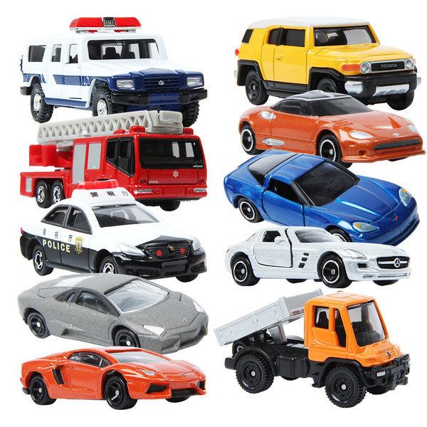 토미카 모음전 2 다양한종류 미니카 자동차장난감선물 상품이미지
