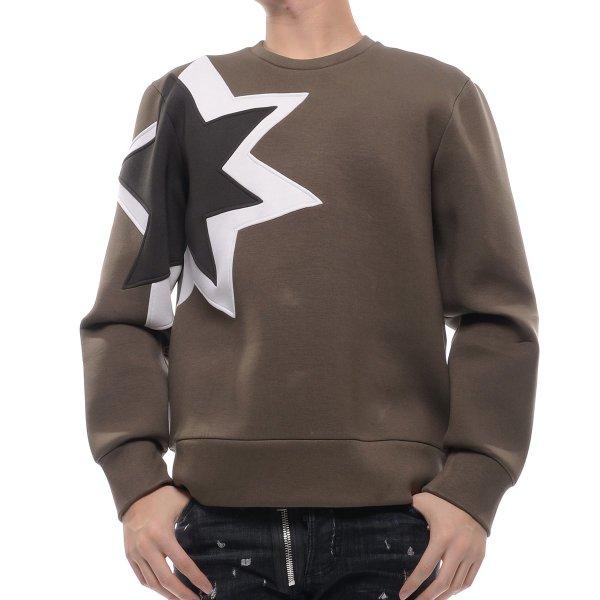 유니코   닐바렛  15F/W 남성 스타 맨투맨 티셔츠 (BJS21D C3571 1423 15F) 상품이미지
