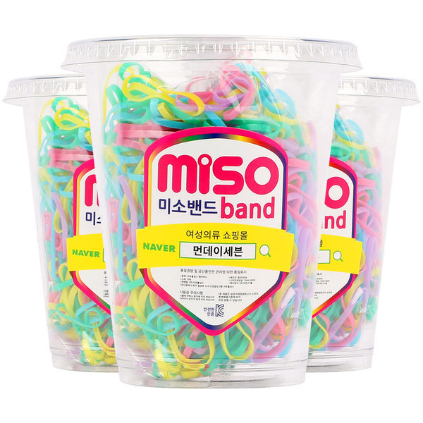 미소밴드/머리끈/머리핀/머리띠/미소밴드/헤어밴드 상품이미지