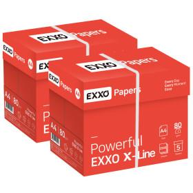 스마트카피 A4 복사용지(A4용지) 80g 2BOX/더블에이