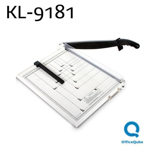 코라미 KL-9181 / A3 작두형 재단기/오피스큐브 상품이미지