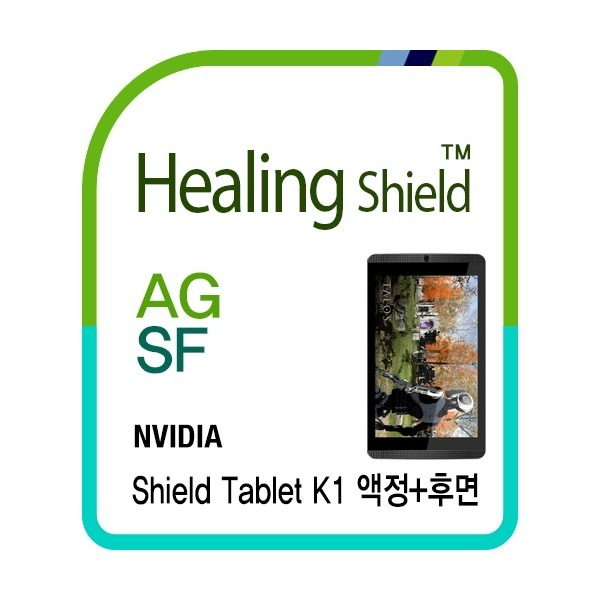 엔비디아 쉴드 타블렛 K1 AG 액정보호필름 1매+후면 상품이미지