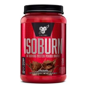 아이소번 팻버닝 프로틴 초콜릿 밀크쉐이크 20 서빙 유청 단백질 보충제 600 g