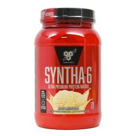 신타6 오리지널 바닐라 아이스크림 프로틴 28 서빙 유청 단백질 보충제 1.32 kg