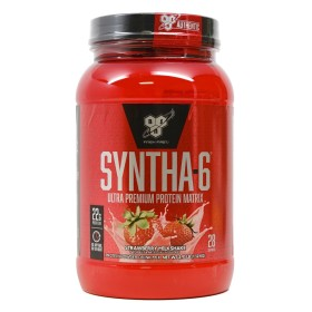 신타6 오리지널 딸기 밀크쉐이크 프로틴 파우더 28 서빙 유청 단백질 보충제 1.32 kg