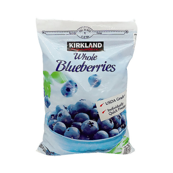 냉동 블루베리 2.27kg 커클랜드 드라이아이스 포장 상품이미지
