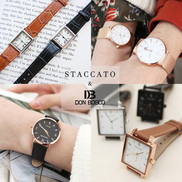 정품 스타카토/손목시계/패션시계/커플시계/여자시계 상품이미지